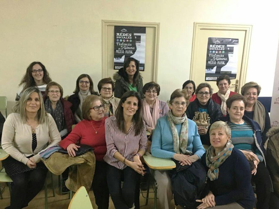 AMFAR imparte diez jornadas sobre ciberacoso en Ciudad Real