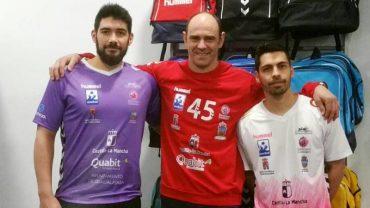 Javi García vive su primera temporada en el Quabit Guadalajara