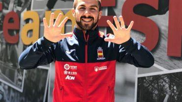 Matías Gómez afronta con la ambición del podio su décimo Campeonato de Europa