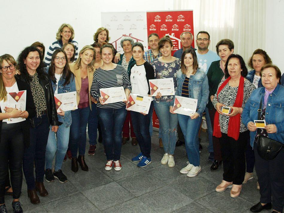 AMFAR ENTREGA EN BOLAÑOS CARNÉS A PROFESIONALES DE PRODUCTOS FITOSANITARIOS