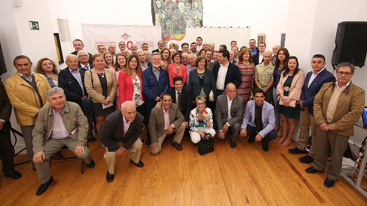 La Mancomunidad del Campo de Calatrava celebra su 30 aniversario