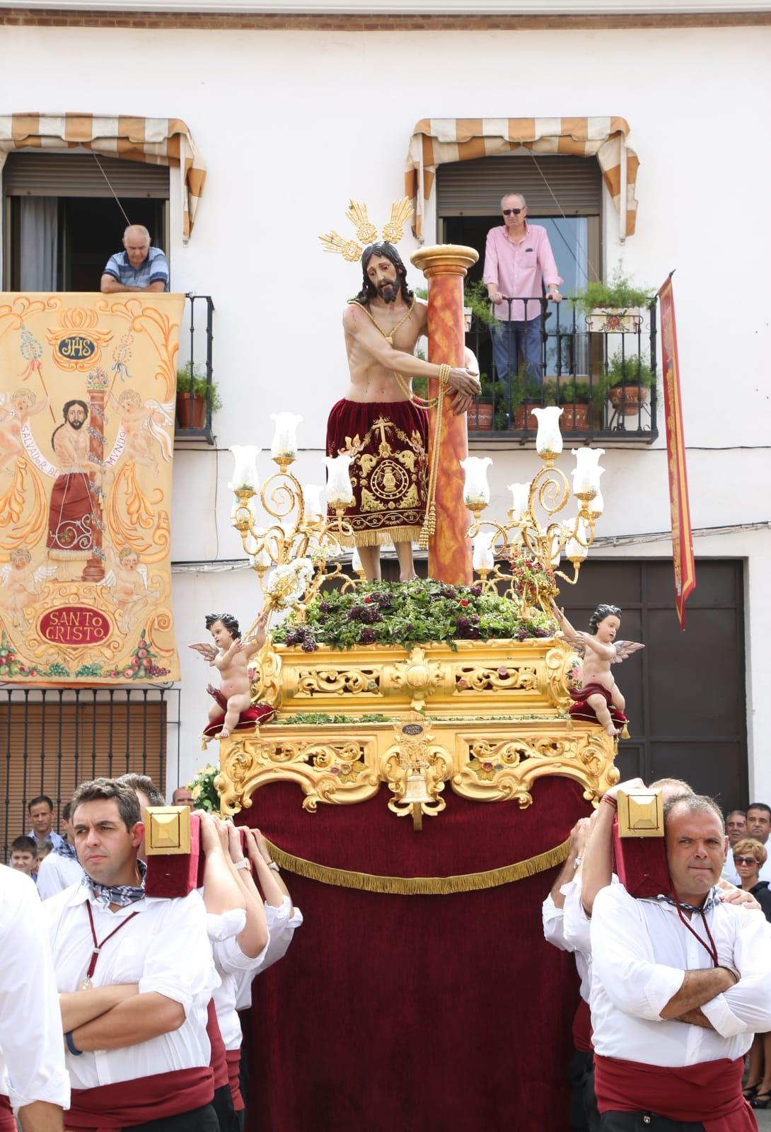 LAS FIESTAS PATRONALES DE BOLAÑOS HAN VIVIDO SU DÍA GRANDE CON LA PROCESIÓN DE LA ALABARDAS