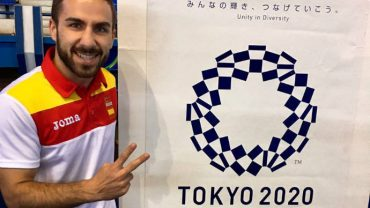 EL BOLAÑEGO MATÍAS GÓMEZ COMIENZA SU CARRERA HACIA TOKIO 2020