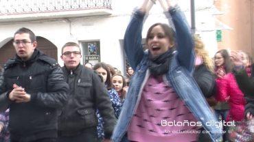 FLASHMOB POR EL DÍA DE LA DISCAPACIDAD EN BOLAÑOS