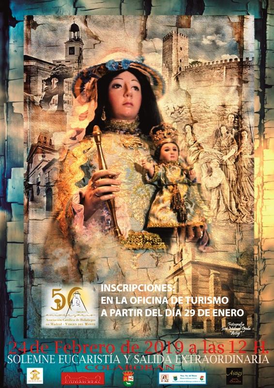 VIAJE PARA VISITAR A LA VIRGEN DEL MONTE DE MADRID