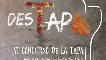 """VI EDICIÓN DEL CONCURSO DE LA TAPA """"BOLAÑOS SE DESTAPA"""