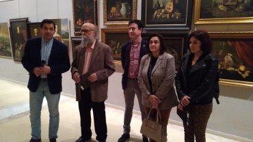 LA CASA DE CULTURA  SE CONVIERTE EN EL MUSEO DEL PRADO