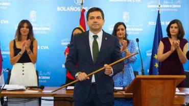 MIGUEL ÁNGEL VALVERDE ES REELEGIDO ALCALDE DE BOLAÑOS