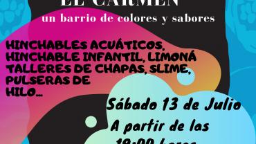 """FIESTA DE """"EL CARMEN"""" EN BOLAÑOS"""