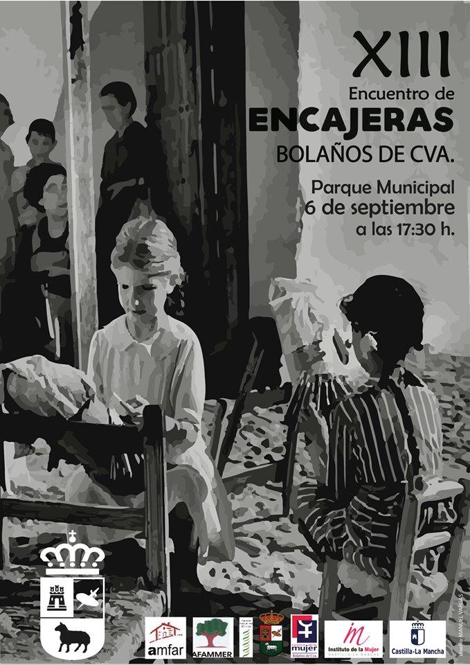 XIII ENCUENTRO DE ENCAJERAS BOLAÑOS