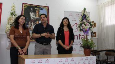 MERIENDA DE HERMANDAD DE AMFAR BOLAÑOS CON MOTIVO DE LA FERIA Y FIESTAS