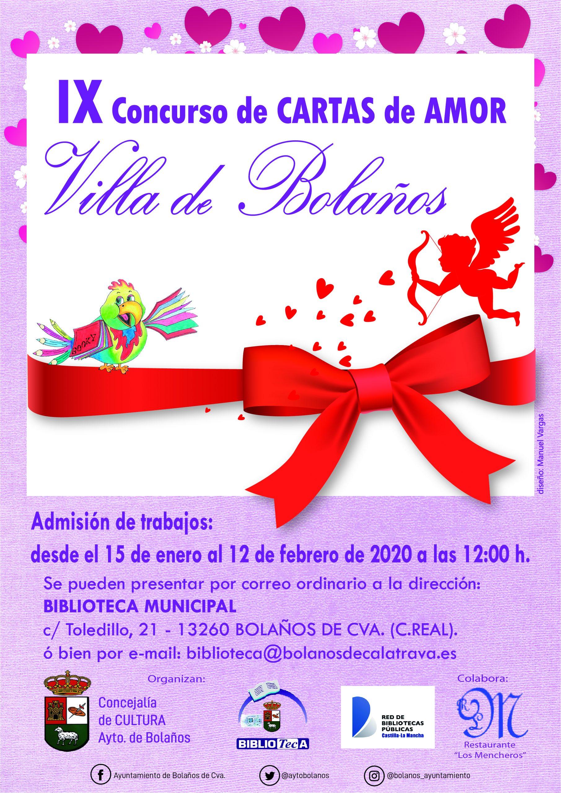 IX Edición concurso Cartas de Amor 2020-01
