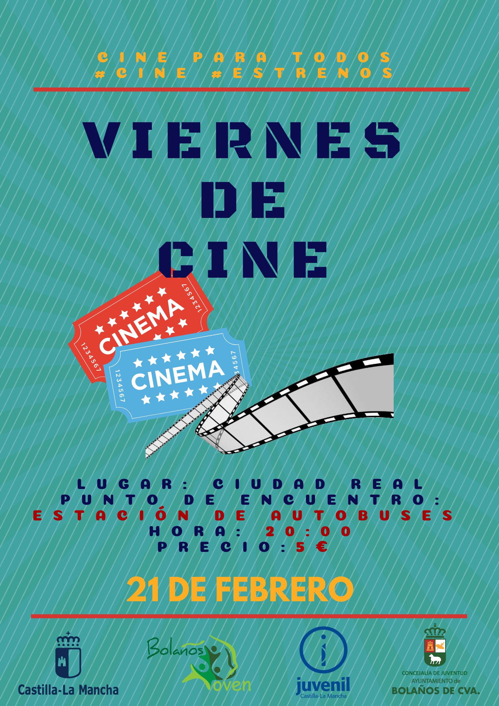 VIERNES DE CINE