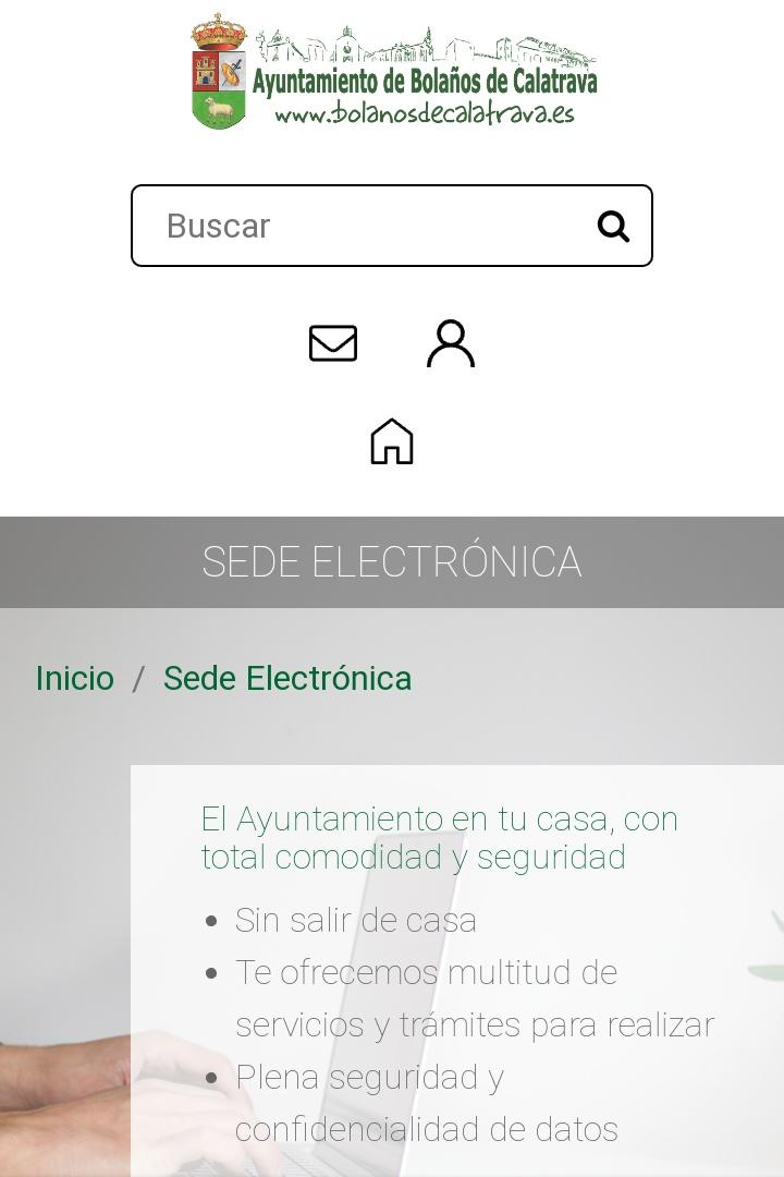 sede electrónica