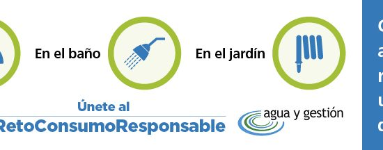 campaña uso responsable agua