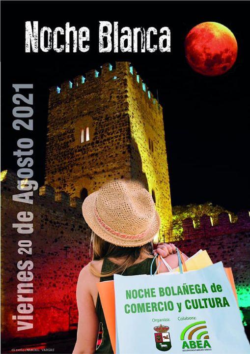 Noche Blanca Bolañega