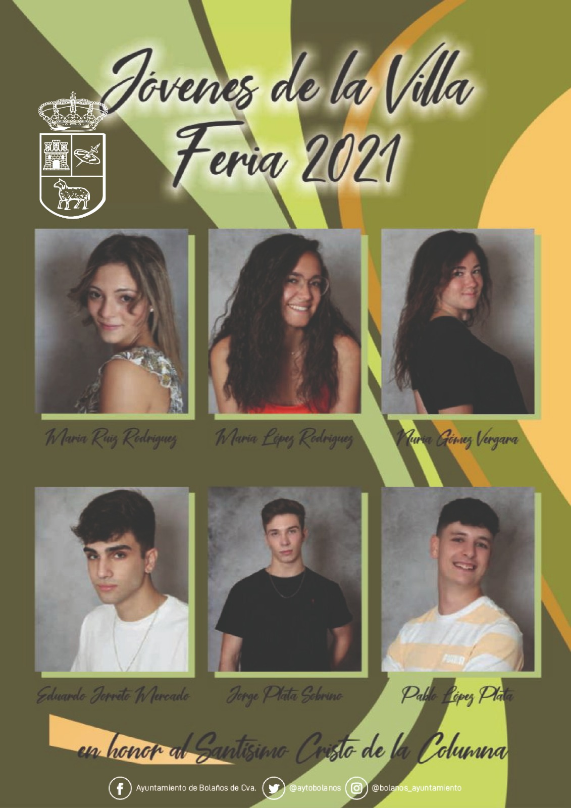 Jóvenes de la Villa Feria 2021